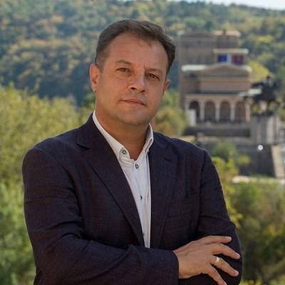 Даниел Панов СНИМКА: Фейсбук/Даниел Панов