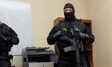"""Въоръжени командоси и прокурори в столичния квартал """"Симеоново"""""""