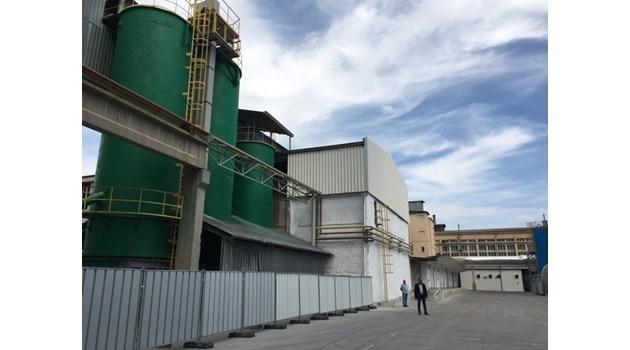 Опразват Стъкларския завод в Пловдив заради снаряд от Втората световна война