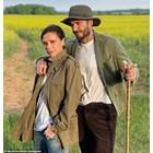 Дейвид и Вики обичат да се снимат като селяни