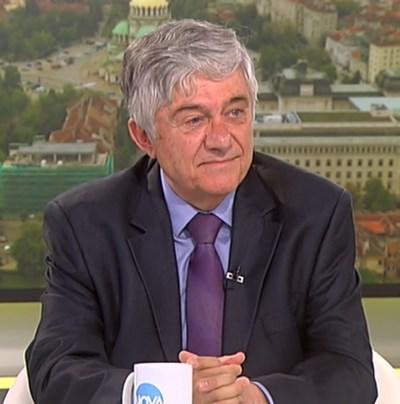 Бившият конституционен съдия Румен Ненков КАДЪР: Нова тв