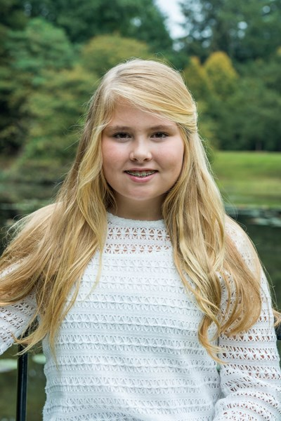 Принцеса Катарина-Амалия Холандска Снимка: Официален сайт на кралското семейство