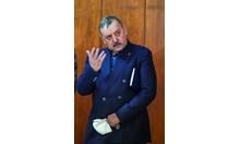 Проф. Тодор Кантарджиев щастлив от първо внуче