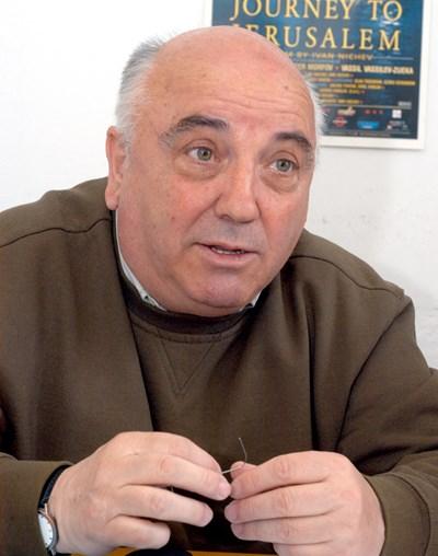 ИВАН НИЧЕВ. Снимка: Архив