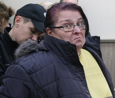 Силвия Маринова се чуди на интереса към нейното задържане. Снимки: Евгени Цветков
