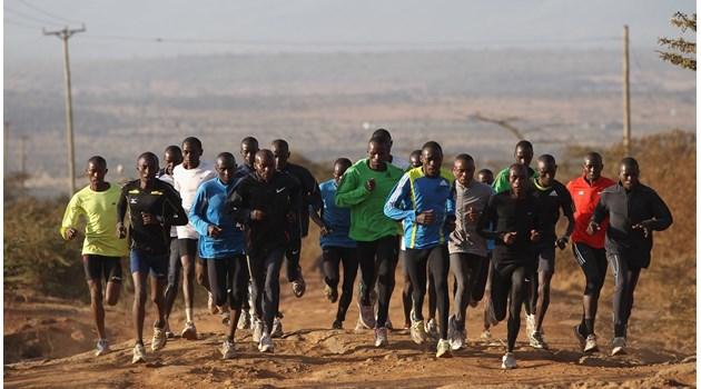 Магията на племето календжин или защо  кенийците са най-бързи на планетата