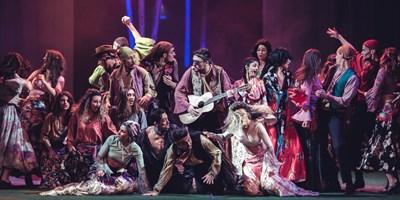 Народният театър на град Ниш гостува в София