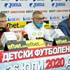 Тодор Георгиев бе заедно с вратаря Пламен Николов