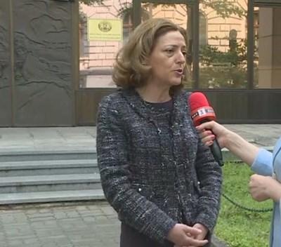 Елена Шекерлетова КАДЪР: БНТ