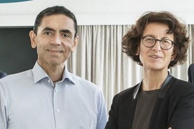 55-годишният Угур Шахин и 53-годишната му съпруга Йозлем Туречи
