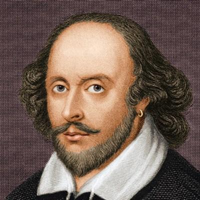 Най-известният портрет на Уилям Шекспир