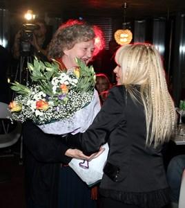 Татяна Лолова и Лили Иванова били близки приятелки.