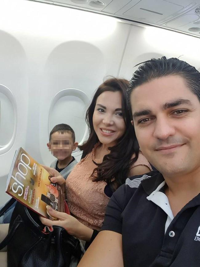 Семейството на поредното пътешествие