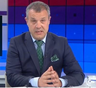 Емил Кошлуков КАДЪР: БНТ