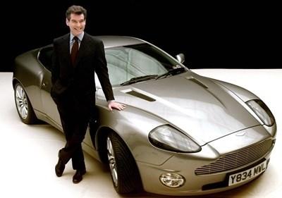 """Спортните автомобили с марка """"Астон Мартин"""" се срещат в България доста по-рядко от """"Ламборгини"""". Снимка: РОЙТЕРС"""