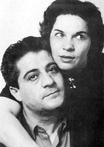Татяна Лолова била изключително близка със съпруга на Стоянка Мутафова - Нейчо Попов.