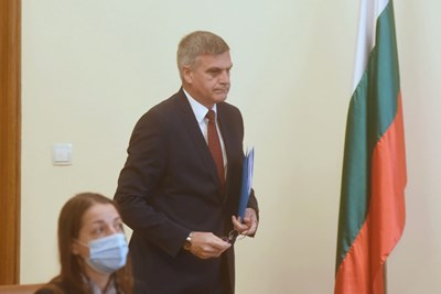 Стефан Янев. Снимка ВЕЛИСЛАВ НИКОЛОВ