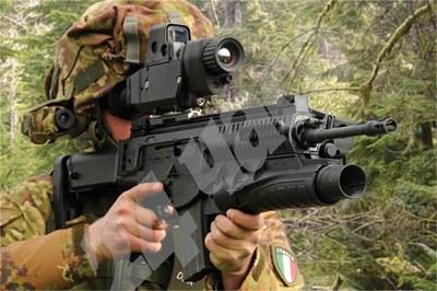 Модулът за управление на огъня е задължителен елемент за оръжието на бъдещето. СНИМКА: 24 часа