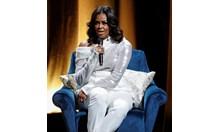 Мишел Обама ще представи скоро в Париж  мемоарите си