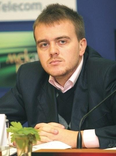 Петър Ганев СНИМКА: Архив