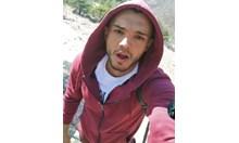 Намериха изчезналия 21-годишен Петър Лухов на дъното на водопада в Карлово