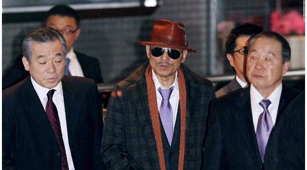 Кеничи Шинода - последният бос на Якудза