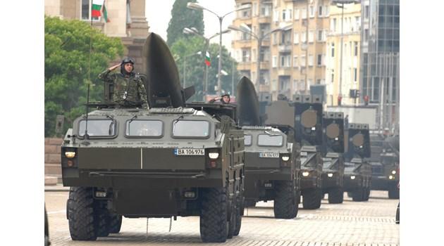 60-ти сме в света по военна мощ и 4-ти на Балканите