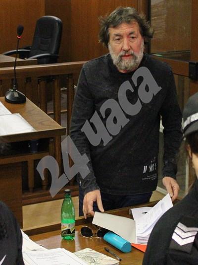 Николай Банев Снимка: Благой Кирилов СНИМКА: 24 часа