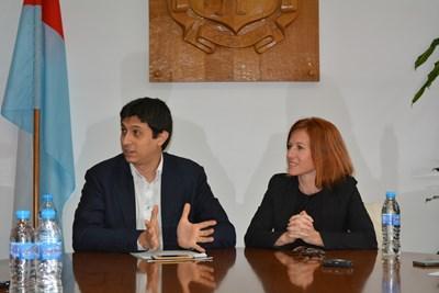 """Кампанията """"Пътят на предприемача"""" се разгръща с поредица от обучения в Северозападна България."""