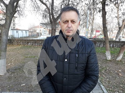 Димитър Тосев СНИМКА: Евгени Цветков СНИМКА: 24 часа