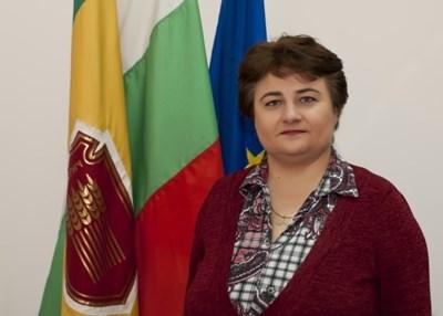 Елка Димова Снимка: Общинска администрация град Добрич