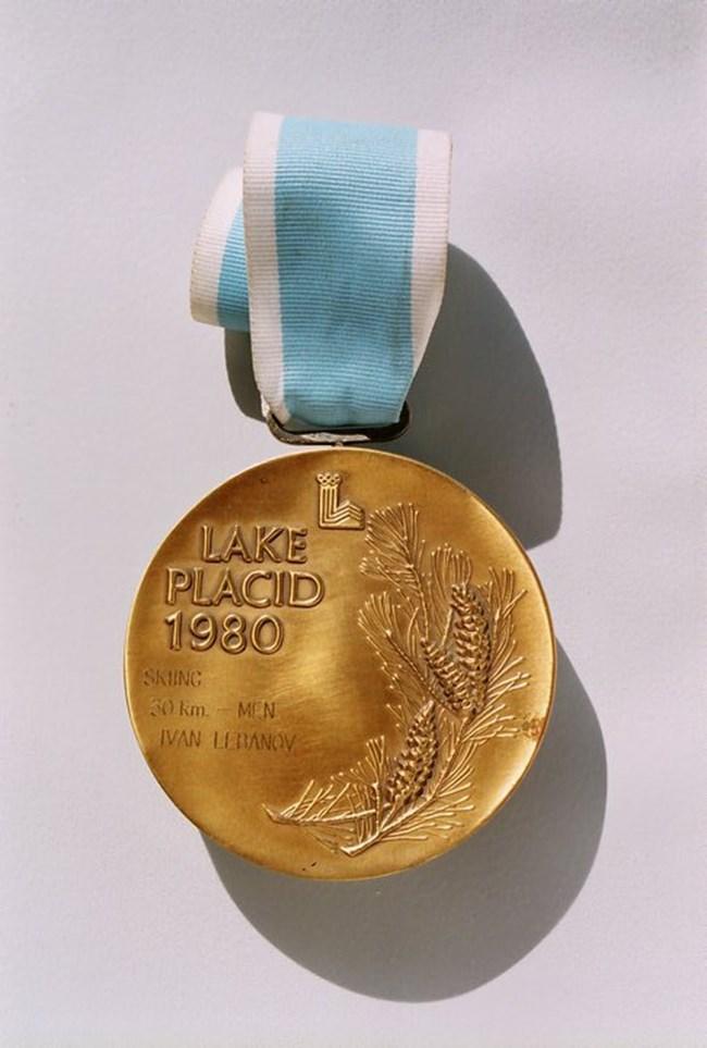 Бронзовият медал на легендата на българските ски.
