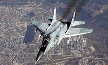Спряха търсенето на черната кутия на изтребителя МиГ-29