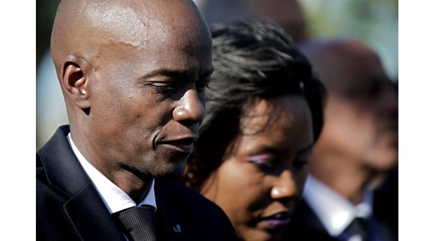 Вдовицата на убития хаитянски президент: Килърите се обадиха на някого да питат как изглежда Жовенел, след това го застреляха