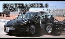 Тест за издръжливост на Tesla Model 3