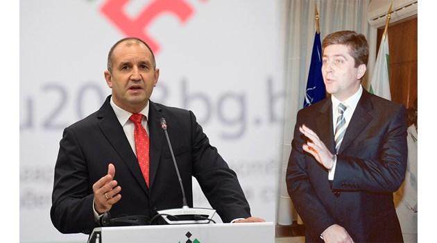 Приликите и разликите между проекта Х на Румен Радев и АБВ на Георги Първанов