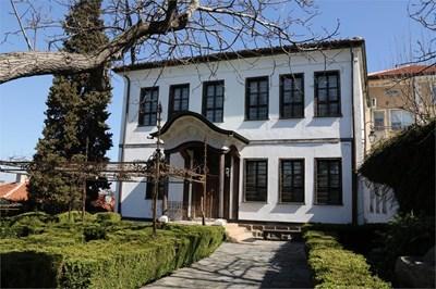 Антовата къща е сред перлите в Стария Пловдив.