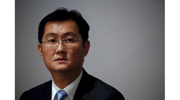 """Най-потайните азиатски богаташи. Никой не знае къде живее Пони Ма, собственик на техногиганта """"Тенсент"""""""