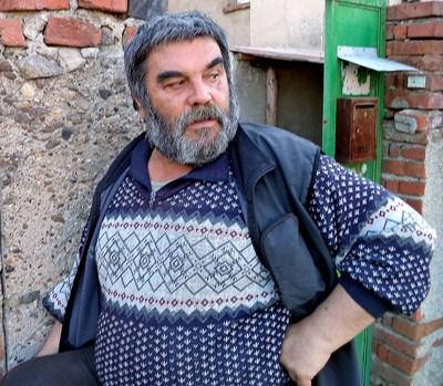 Бащата на Живко - Стоян Пенкин СНИМКА: Евгени Цветков