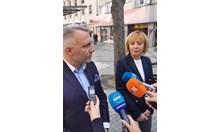 Хаджигенов: Парламентарна група ще има, Манолова - председател, аз зам.-шеф (Видео)