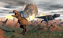 Метеорит с диаметър 20 км може да унищожи Земята