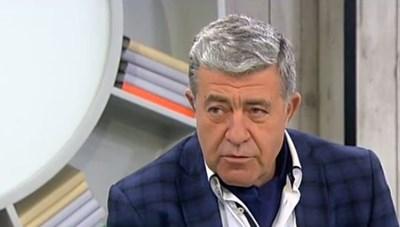 проф. Генчо Начев Кадър: Нова телевизия