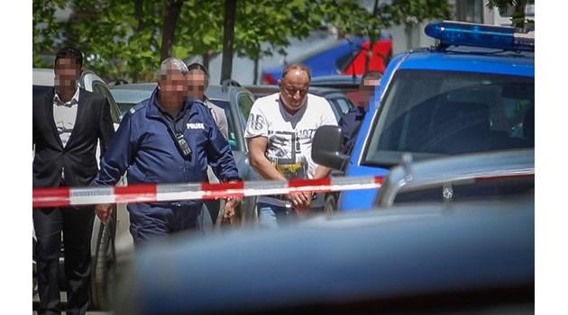 """Двойният убиец от кв. """"Витоша"""" имал пиано бар в София, затворил преди 2 години"""
