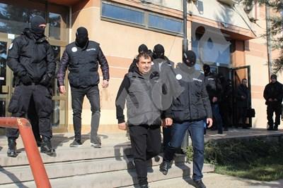 Кметът на община Септември Марин Рачев е задържан за 24 часа по закона на МВР Снимки: Авторът