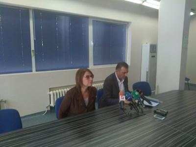 Окръжният прокурор Румен Попов Снимка: Авторката