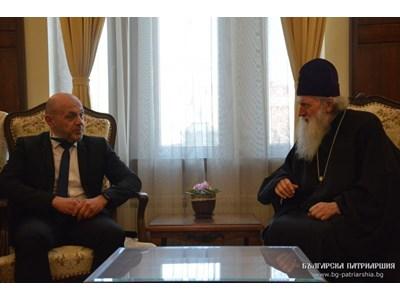 Св. Синод благослови усилията на държавата за борба с коронавируса