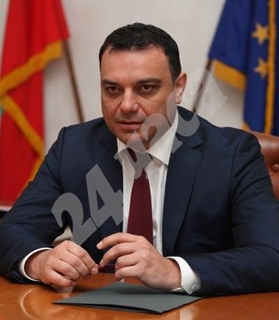Министър Ивайло Московски СНИМКА: Николай Литов/Архив СНИМКА: 24 часа