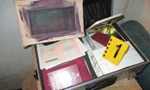 Неуспял художник стана топ фалшификатор на паспорти