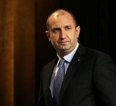 Румен Радев СНИМКА: Ройтерс