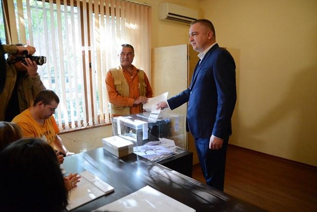 Иван Портних: Нека бъдем активни, да подкрепим европейското развитие на Варна